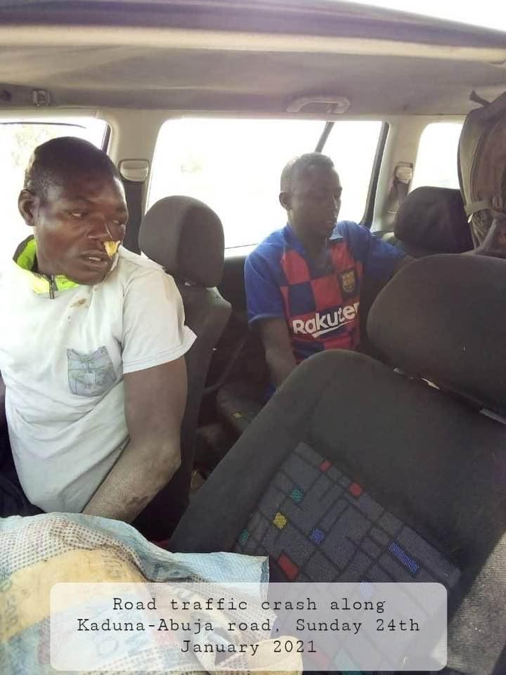 PHOTOS 15 Killed In Accidents Along Kaduna Abuja Road
