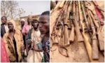 Youths intercepts 25 armed hausa men in Ibadan
