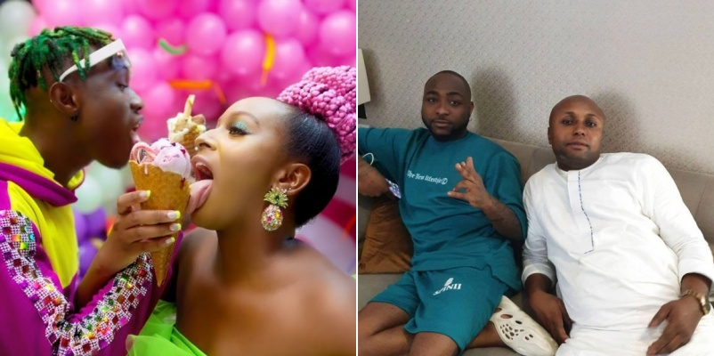 dj cuppy and isreal