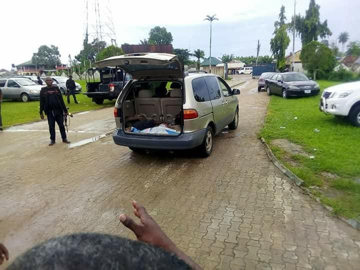 Graphic: Notorious kidnapper killed in Rivers State