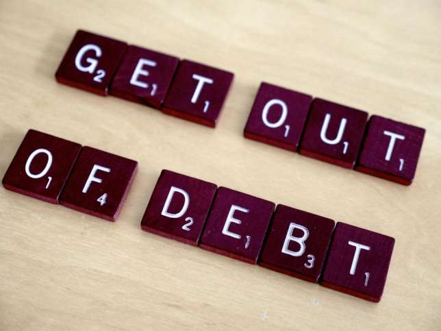 Stop trying to pay off multiple debts at once and focus on one at a time